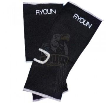 Суппорт голеностопа Ayoun (черный)