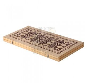 Нарды деревянные большие