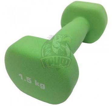 Гантели неопреновые SportElite 1.5 кг (пара)