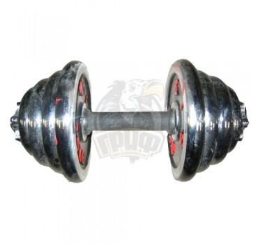 Гантель разборная 15 кг