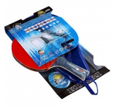 Ракетка для настольного тенниса с чехлом Giant Dragon Kukri 6*