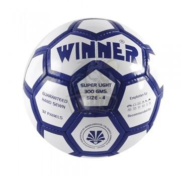 Мяч футбольный для отработки техники Winner Super Light №5