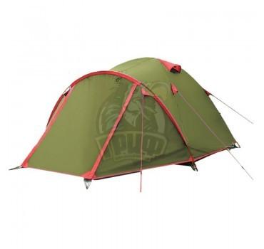 Палатка четырехместная Tramp Lite Camp 4