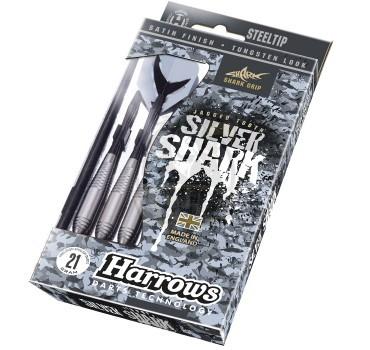 Дротики для дартса Harrows Silver Shark