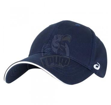 Бейсболка спортивная Asics Cotton Cap (синий)