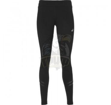 Тайтсы спортивные женские Asics Silver Icon Tight (черный)