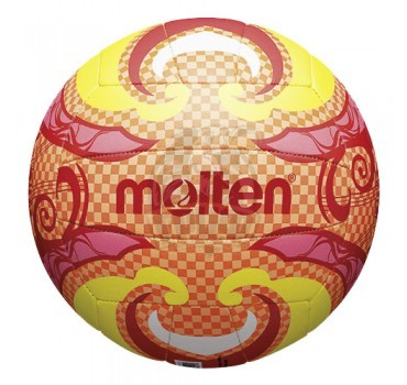 Мяч для пляжного волейбола любительский Molten V5B1502-O
