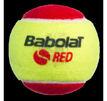 Мячи теннисные Babolat Red Felt (24 мяча в упаковке)