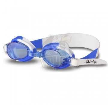 Очки для плавания детские Indigo (белый/синий)