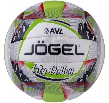 Мяч для пляжного волейбола любительский Jögel City Volley