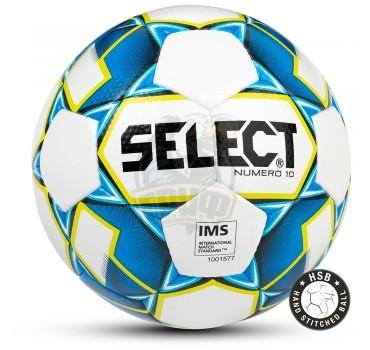 Мяч футбольный игровой Seleсt Numero 10 IMS №5