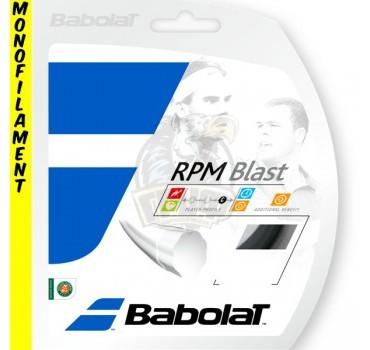 Струна теннисная Babolat RPM Blast 1.30/12 м (черный)