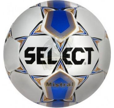 Мяч футбольный тренировочный Seleсt Mistral №5