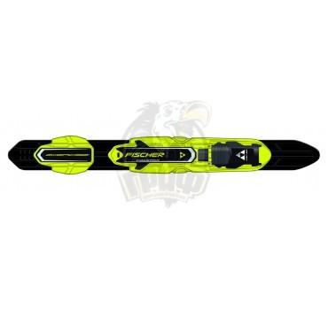 Крепление лыжное Fischer Exercise Skate NIS Yellow NNN
