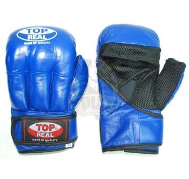Перчатки для рукопашного боя кожа