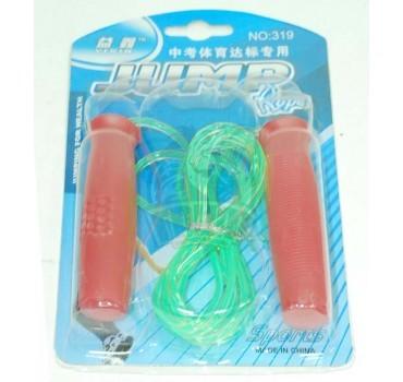 Скакалка утяжеленная резиновая