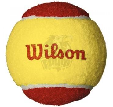 Мячи теннисные Wilson Starter Red Tball (12 мячей в пакете)