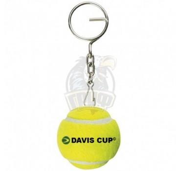 Брелок Wilson Davis Cup Ball Key Chain