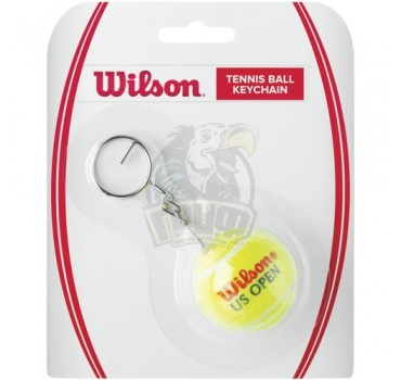 Брелок Wilson Tennis Ball Key Сhain
