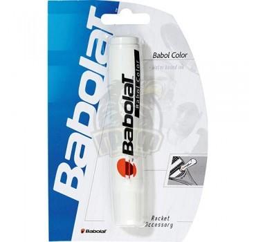 Маркер для струн Babolat Babol Color X1 (белый)