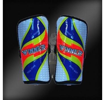 Щитки футбольные Winner Cool Stone White
