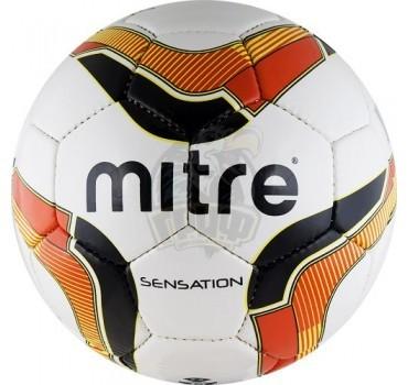 Мяч футбольный любительский Mitre Sensation №5