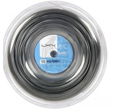 Струна теннисная Luxilon Alu Power Silver 1.25/220 м (серебристый)