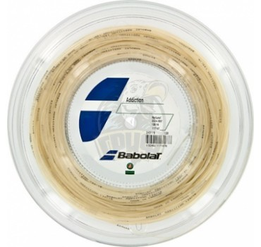 Струна теннисная Babolat Addiction 1.30/200 м (натуральный)