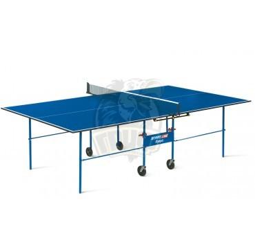 Стол теннисный для помещений Start Line Olympic Indoor