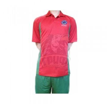 Форма футбольная Ayoun  (красный/зеленый)