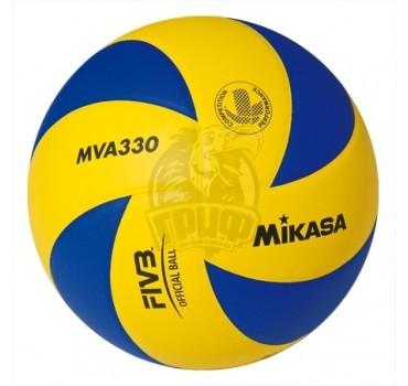 Мяч волейбольный игровой Mikasa MVA330