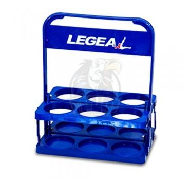Подставка (переноска) для бутылок Legea Portaborraccia