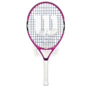 Ракетка теннисная Wilson Burn Pink 23