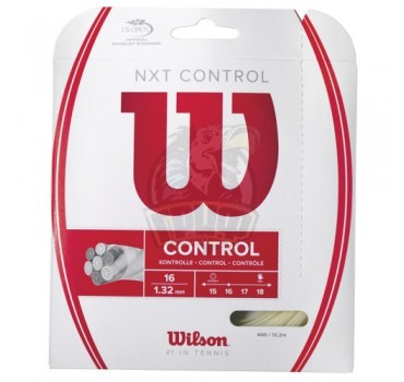 Струна теннисная Wilson NXT Control 1.30/12.2 м (натуральный)