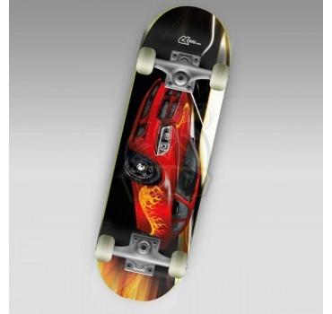 Скейтборд Спортивная Коллекция Mini-Board Car