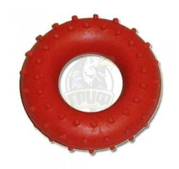 Эспандер кистевой кольцо с шипами 25 кг