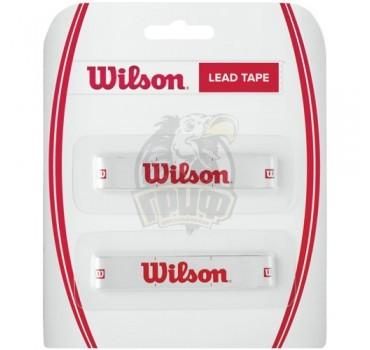 Утяжелитель Wilson Lead Tape (белый)