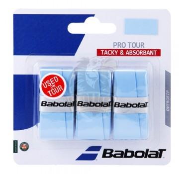 Обмотка для теннисной ракетки Babolat Pro Tour (синий)