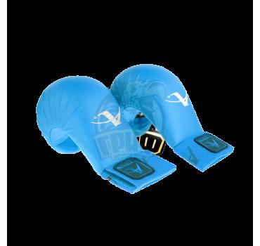 Перчатки каратэ Arawaza (синие)