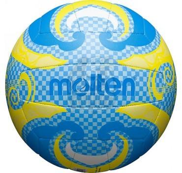 Мяч для пляжного волейбола любительский Molten V5B1502-C