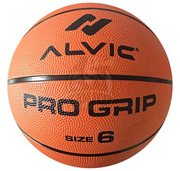 Мяч баскетбольный любительский Alvic Orange №6