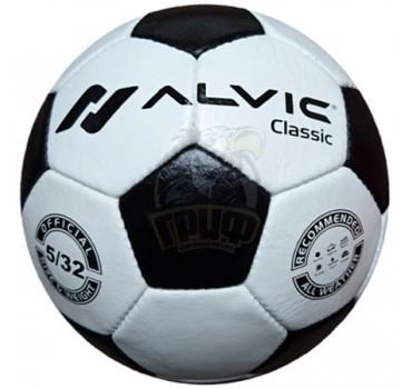 Мяч футбольный тренировочный Alvic Classic №5