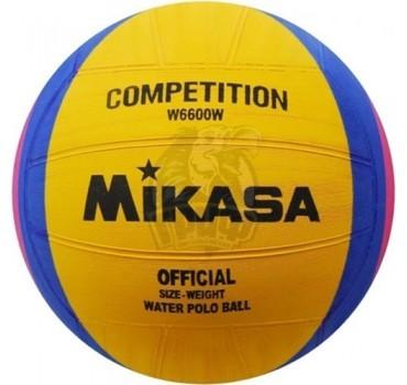 Мяч для водного поло тренировочный Mikasa W6600W №5