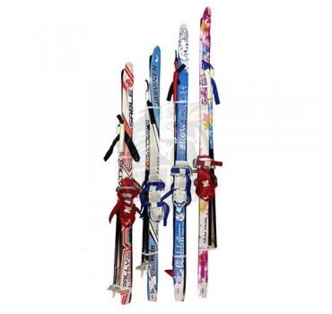 Комплект детских лыж STC (лыжи+палки+крепление)