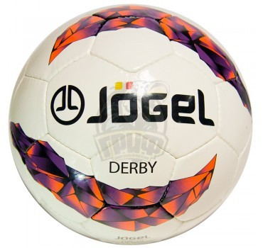 Мяч футбольный тренировочный Jogel Derby №5