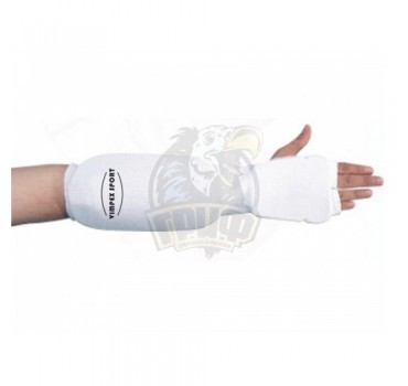 Защита руки для единоборств Vimpex Sport (белый)