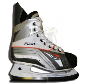 Коньки хоккейные Fora Force