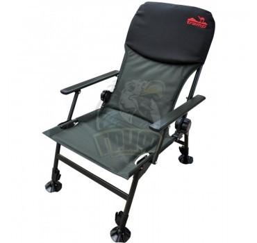 Кресло карповое Tramp Fisherman Ultra