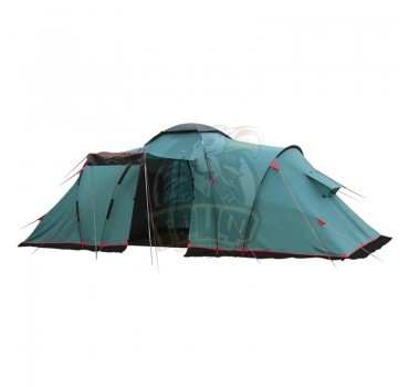 Палатка девятиместная Tramp Brest 9+ (V2)