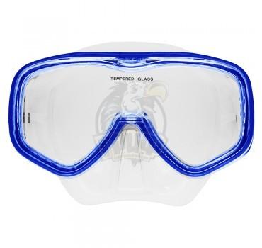 Маска для плавания взрослая Fora (синий)